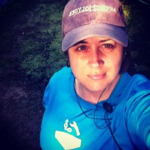 Beth Dunn, Runner