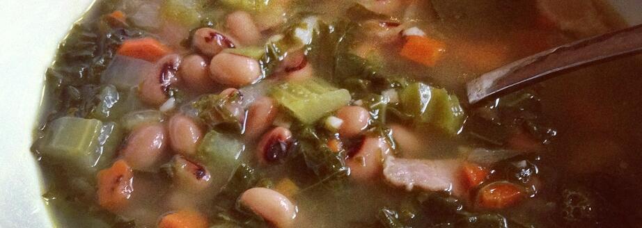 black eyed lady soup